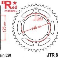 Foaie/pinion spate JTR855.45 520 cu 45 de dinti pentru Yamaha DT 250, MT-03 660, XJ 600