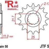 Pinion fata JTF 580 cu 15 dinti