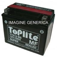Acumulator moto TOPLITE YUASA - Y50-N18L-A (CU INTR., NU INCL. ACID)