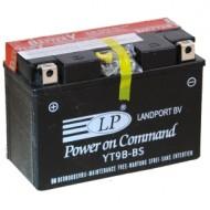 Baterie moto Landport YTX9-BS