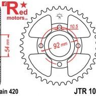 Foaie/pinion spate JTR1078.60 420 cu 60 de dinti pentru Yamaha TZR 50