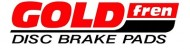 Placute frana spate GOLDfren S3 86x39.6x4x8.9 pentru Kawasaki Z 1000, ZX-10R, Suzuki DL 1000, GSX 1300, GSX-R 600, GSX-R 1000