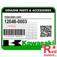 Intinzator lant distributie OEM original Kawasaki Z1000 2003-2006, Kawasaki Z750 2004-2006