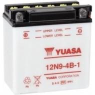 Acumulator moto TOPLITE YUASA - 12N9-4B-1 (CU INTR., NU INCL. ACID)