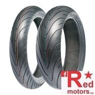 Anvelopa/cauciuc moto spate Michelin Pilot Road 2 190/50-17 73W TL