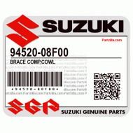 Cadru de bord OEM Suzuki GSXF 600/750 1998-2006