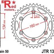 Foaie/pinion spate JTR1306.41 530 cu 41 de dinti pentru Honda CBR 900, CBR 1000