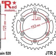 Foaie/pinion spate JTR210.47 520 cu 47 de dinti pentru HM-Moto CRE 500, 250, 300