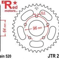 Foaie/pinion spate JTR254.41 520 cu 41 de dinti pentru Honda CBF 250, XL 200