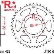 Foaie/pinion spate  JTR468.46 428 cu 46 de dinti pentru Kawasaki BN 125