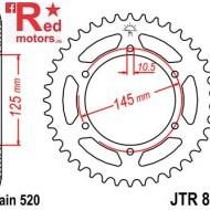 Foaie/pinion spate JTR855.48 520 cu 48 de dinti pentru Yamaha DT 250, MT-03 660, XJ 600