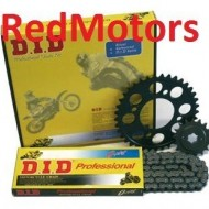 Kit de lant DID pentru Honda CBR929RR 2000-2001 SC44 - conversie la lant 520