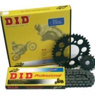 Kit lant DID pentru Kawasaki KLE500 1997-2005