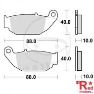 Placute frana fata SINTER SI TRW ALTN 88x40x10/88x40x10 pentru Honda CRF 250