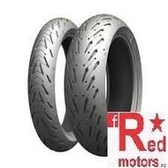 Set anvelope/cauciucuri moto Michelin Road 5 120/70 R17 58W + 180/55 R17 73W