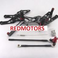 Set scarite racing Honda CBR1000RR Fireblade 2008-2013