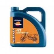 Ulei Motor Repsol Moto Sintetico 4T 10W40