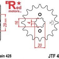 Pinion fata JTF 425 cu 16 dinti