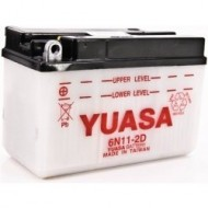 Acumulator moto TOPLITE YUASA - 6N11-2D (CU INTR., NU INCL. ACID)