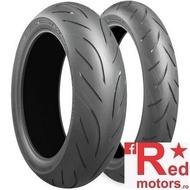 Anvelopa/cauciuc moto spate Bridgestone S21 (78W) TL Rear 200/55R17 Z