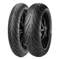 ANVELOPE PIRELLI - SET ANGEL GT: 120/60-17 (55W) + 190/50-17 (73W) (PI2316900 + PI2317700)