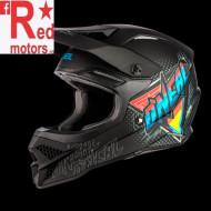 Casca moto integrala O'Neal 3SRS Speedmetal