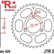 Foaie/pinion spate JTR216.43 420 cu 43 de dinti pentru Honda NSR 50