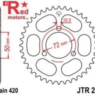 Foaie/pinion spate JTR216.47 420 cu 47 de dinti pentru Honda NSR 50