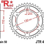 Foaie/pinion spate JTR479.39 530 cu 39 de dinti pentru Kawasaki GPX 600, GSX-R 1000