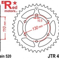 Foaie/pinion spate JTR486.43 520 cu 43 de dinti pentru Kawasaki EL 250, ER 500