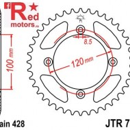 Foaie/pinion spate JTR798.47 428 cu 47 de dinti pentru Suzuki RM 80, RM 85