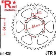 Foaie/pinion spate JTR809.53 428 cu 53 de dinti pentru Suzuki DR 125, DR 125, TS 125
