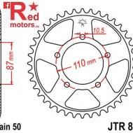 Foaie/pinion spate JTR829.47 530 cu 47 de dinti pentru Suzuki GSF 600