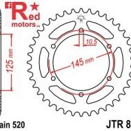 Foaie/pinion spate JTR855.47 520 cu 47 de dinti pentru Yamaha DT 250, MT-03 660, XJ 600
