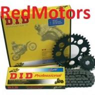Kit lant DID pentru Honda CBR600 F4i 2001-2006