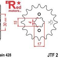 Pinion fata JTF 274 cu 14 dinti