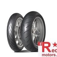 Set anvelope/cauciucuri moto Dunlop Roadsmart II 120/70 R17 58W + 160/60 R18 70W