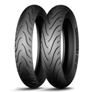 Set anvelope moto Michelin Pilot Street Radial 120/70/17 58W 180/55/17 73W
