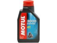 Ulei motor Motul - 3000 4T 20W50