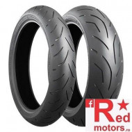 Anvelopa/cauciuc moto spate Bridgestone S20 (72W) TL Rear 170/60R17 Z