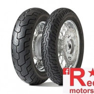 Anvelopa/cauciuc moto spate Dunlop D404 130/90-15 R TT 66P TT