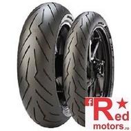 Anvelopa moto spate Pirelli DIABLO ROSSO 3 (73W) TL Rear 180/55R17 W