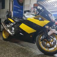 BMW K1200S 2006 - DE INCHIRIAT - MOTO FOR RENT