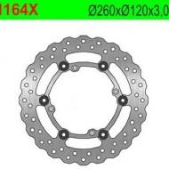 DISC FRANA NG1164X - HUSQVARNA TE 125-610 / WR 125-360