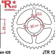 Foaie/pinion spate JTR1221.44 428 cu 44 de dinti pentru Honda CBR 125