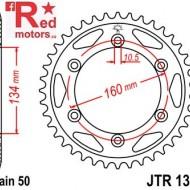 Foaie/pinion spate JTR1306.42 530 cu 42 de dinti pentru Honda CBR 900 RR Fireblade, CBR 1000 RR Fireblade