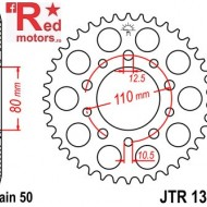 Foaie/pinion spate JTR1334.39 530 cu 39 de dinti pentru Honda CB 450, 750, 900, 1000, CBR 600