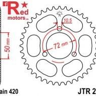 Foaie/pinion spate JTR216.45 420 cu 45 de dinti pentru Honda NSR 50