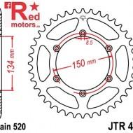 Foaie/pinion spate JTR460.42 520 cu 42 de dinti pentru Kawasaki KLX 250, KLX 300, KLX 450