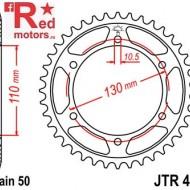 Foaie/pinion spate JTR479.46 530 cu 46 de dinti pentru Kawasaki GPX 600, MZ/MUZ 1000, Suzuki GSX-R 1000